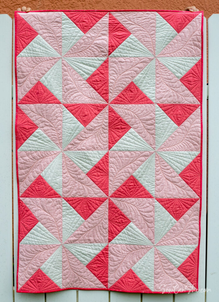 Pinwheel Daydreams Quilt Pattern