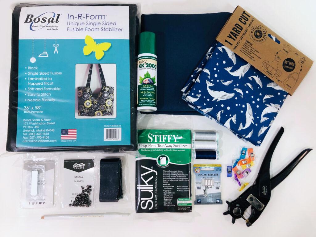 multipurpose bag supplies