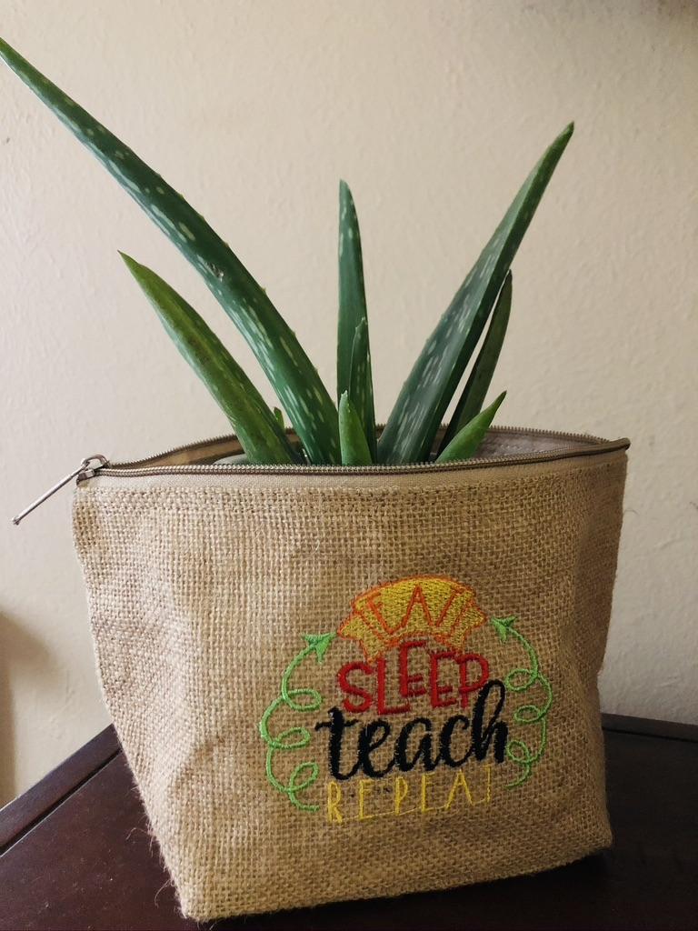 plant for teacher gift