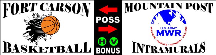 Varsity Scoring Tables | Freestanding & Bleacher Mount Standard or LED Scorer's Tables FortCarson F8