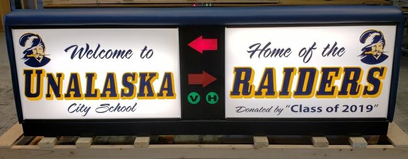 Unalaska High School