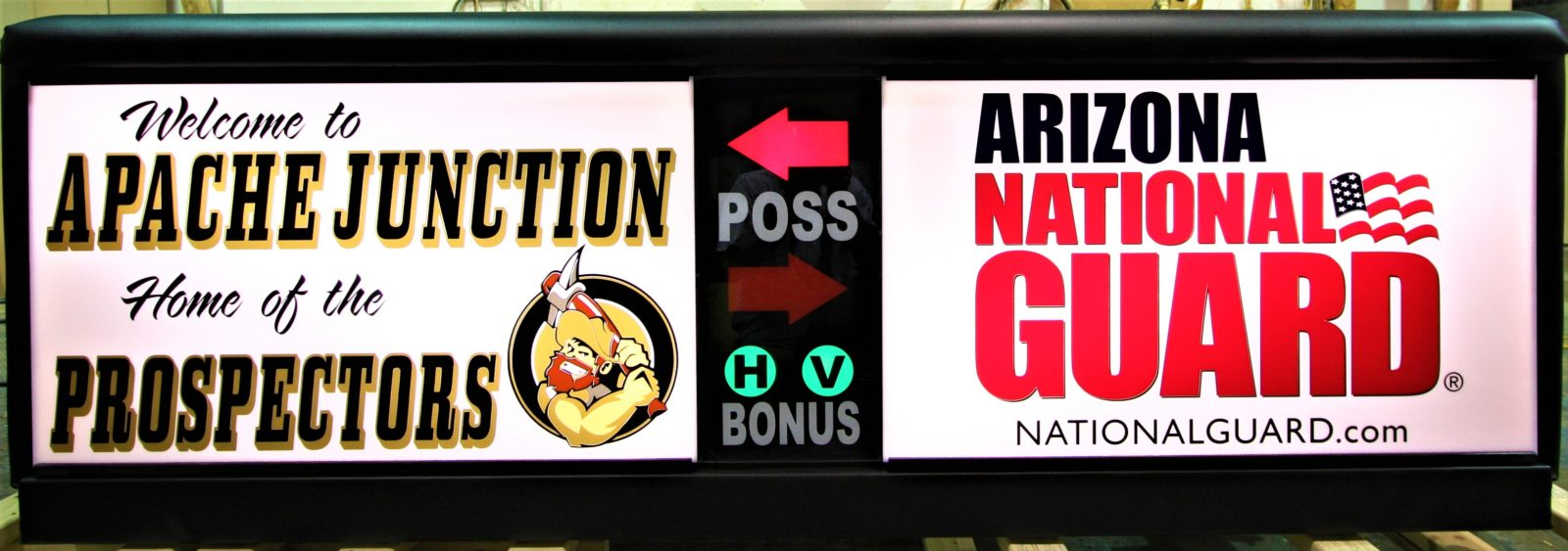 Apache Junction Arizona Army National Guard AZARNG