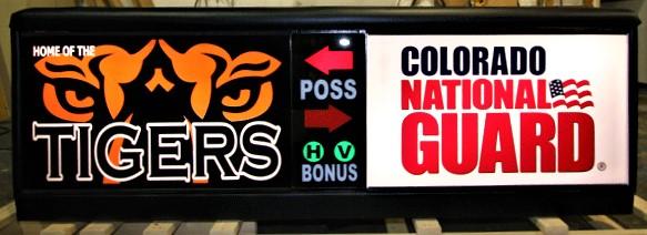 Tigers Colorado Army National Guard COARNG
