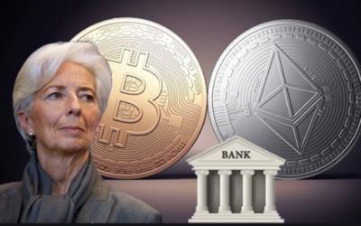 Christine Lagarde, Bitcoin and the ECB