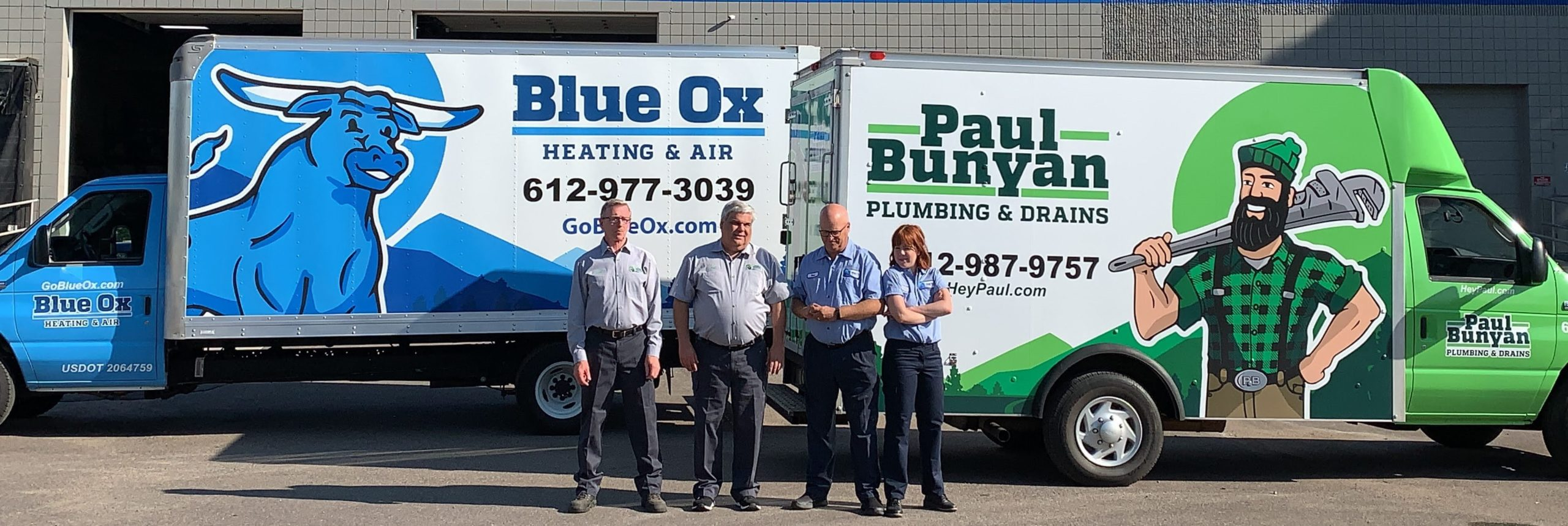 Blue Ox Heating and Air-