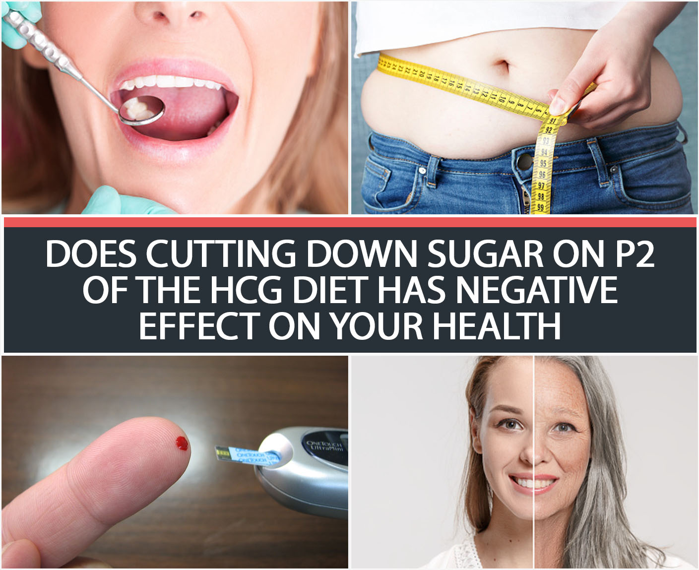 DOES CUTTING DOWN SUGAR ON P2 OF THE HCG DIET HAS NEGATIVE EFFECT ON YOUR HEALTH?