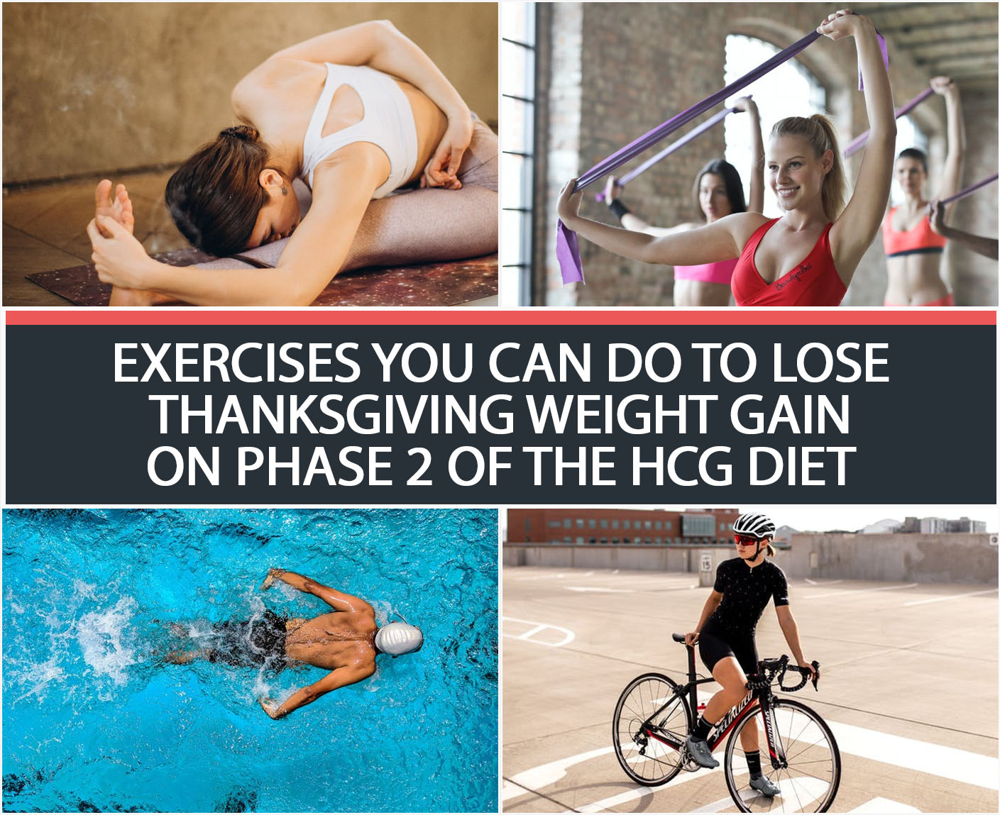 EXERCISES YOU CAN DO TO LOSE THANKSGIVING WEIGHT GAIN ON PHASE 2 OF THE HCG DIET