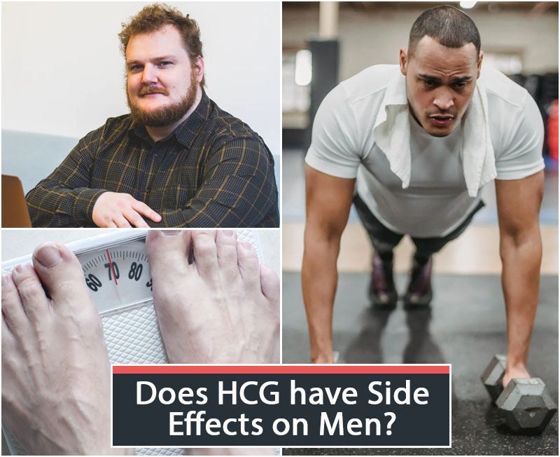Does HCG have Side Effects on Men?