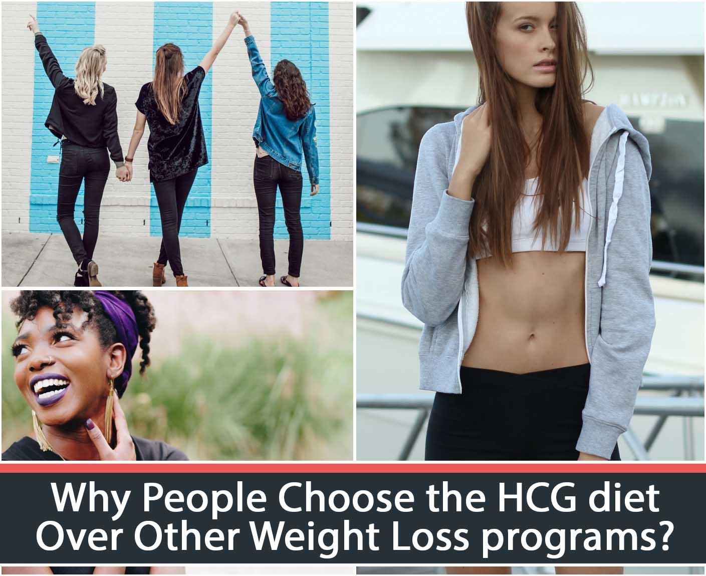 Why People Choose the HCG diet Over Other Weight Loss programs?