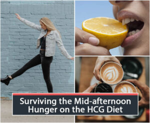 Surviving the Mid-afternoon Hunger on the HCG Diet