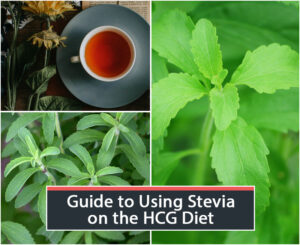 Guide to Using Stevia on the HCG Diet
