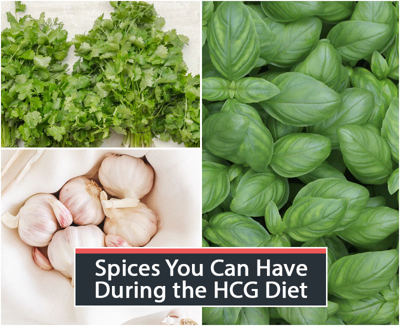 Spices You Can Have During the HCG Diet