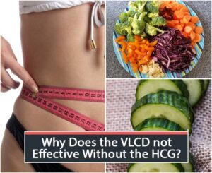 Why Does the VLCD not Effective Without the HCG?