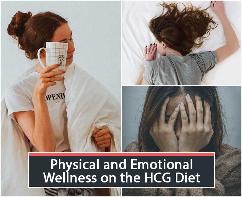 Physical and Emotional Wellness on the HCG Diet