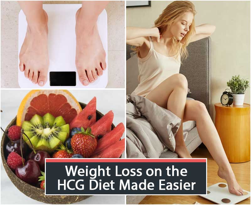 Weight Loss on the HCG Diet Made Easier