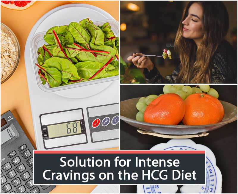 Solution for Intense Cravings on the HCG Diet