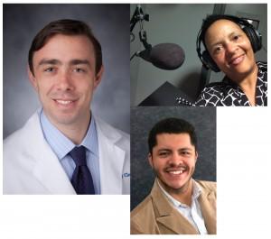 Dr. Clough, Mr. Fernando Alarid and Dr. Mebane