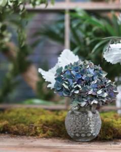 wedding event vase flower
