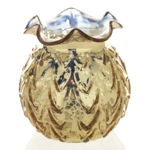 vase wedding centerpiece gold mercury