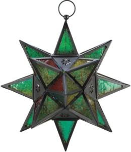 Moroccan Star Decor
