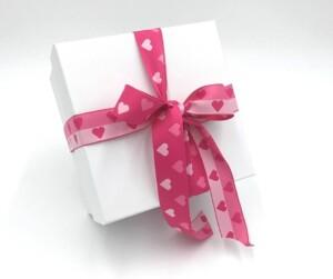 valentine kid kids gift box present candy sparklers toys pink