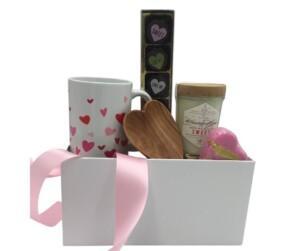 valentine love gift box husband wife