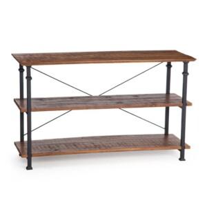 rustic shelf shelves wedding event