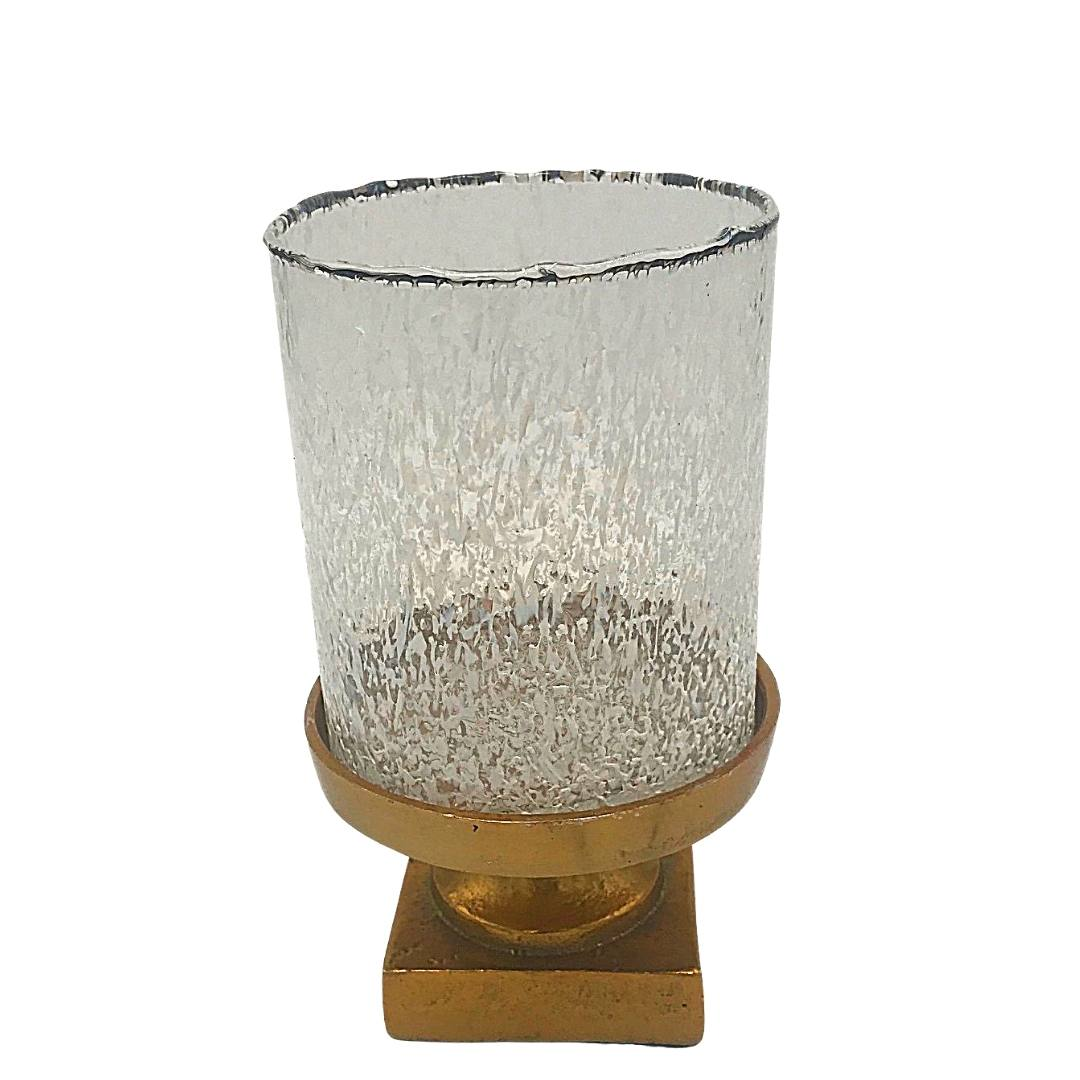 event decor rental candle pedestal hurricane wedding centerpiece