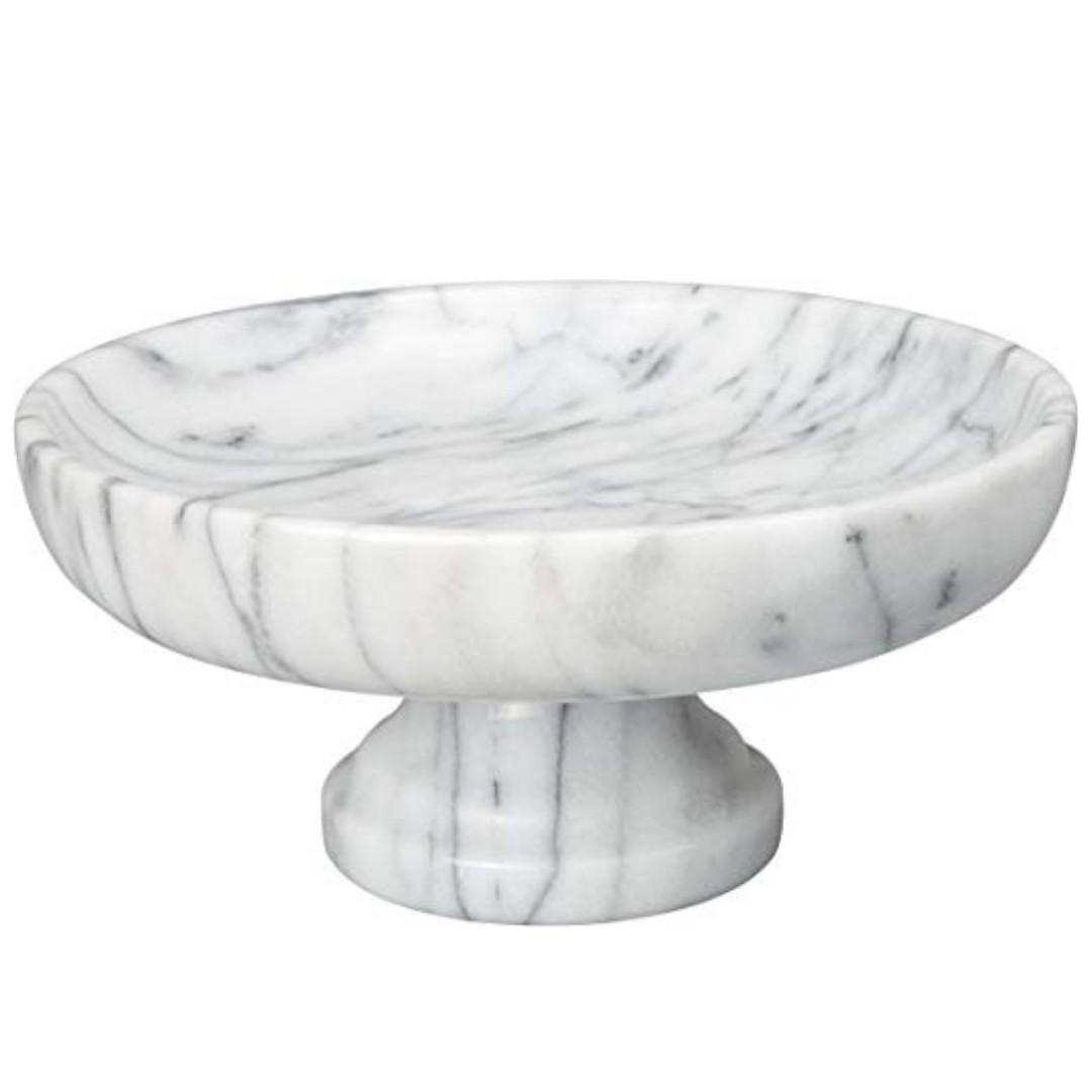 event decor rental stone footed pedestal wedding centerpiece