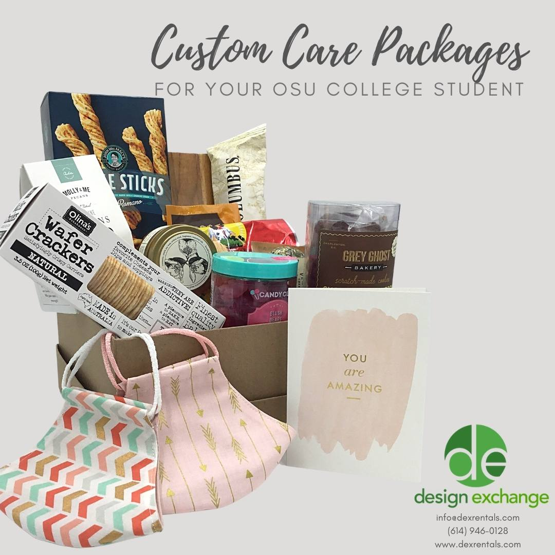 Custom Care Packages