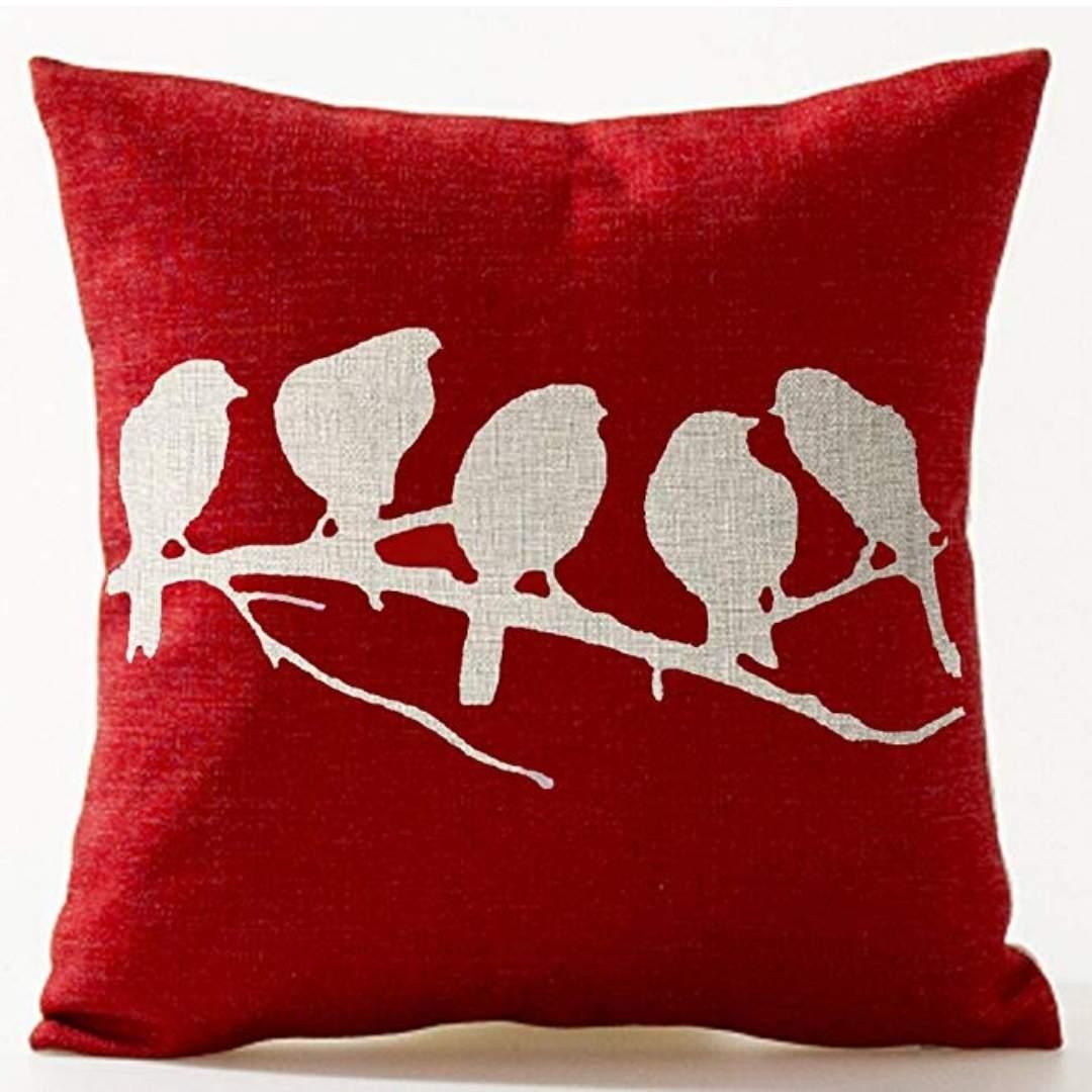 Chirp Pillow
