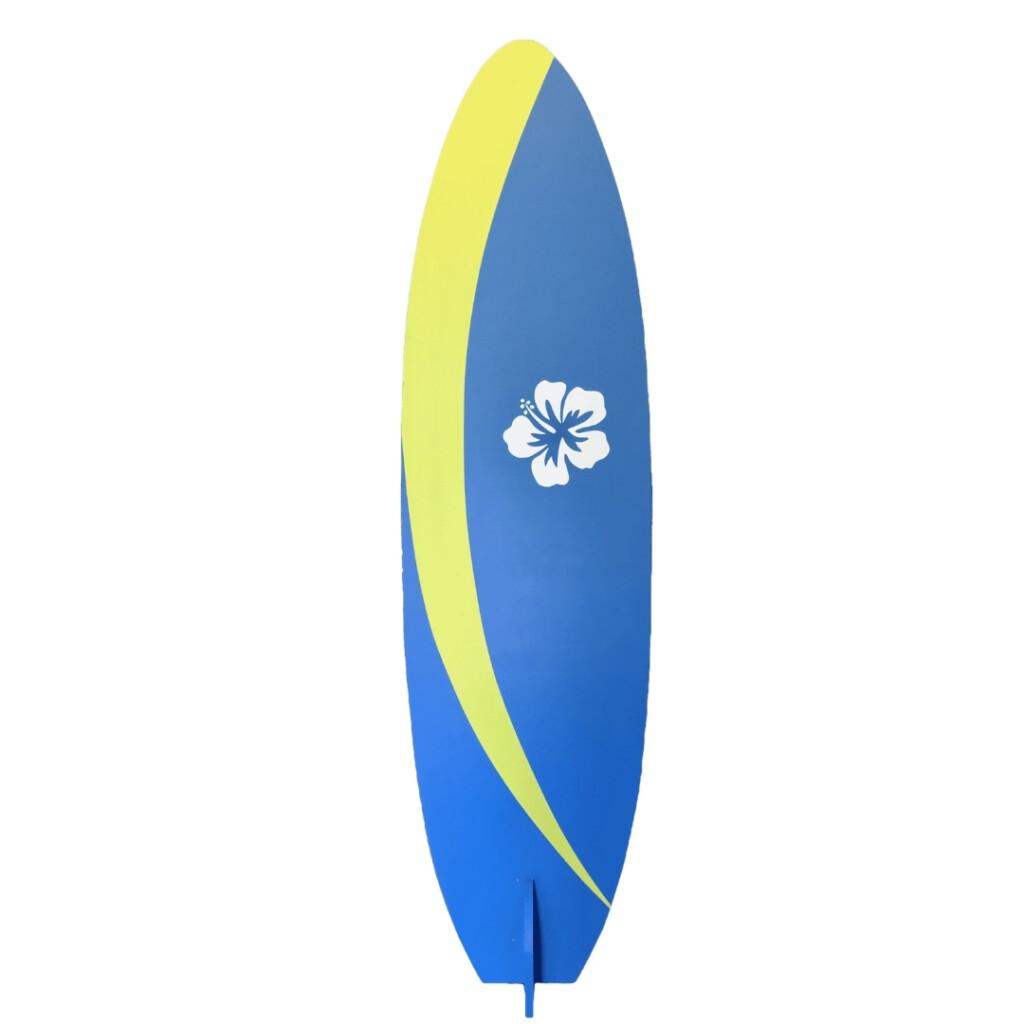Blue Surfboard Image