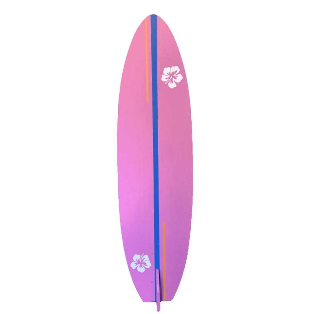 Pink Surfboard Image