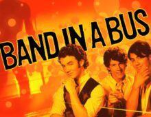 Jonas Brothers – Band in a Bus – Episode 2