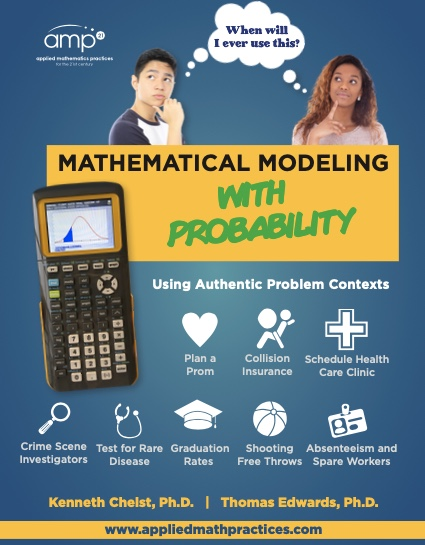 mathematical modeling with probability book cover