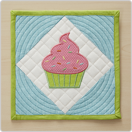 Custom Quilting with Your Embroidery Machine Virtual Embroidery Event