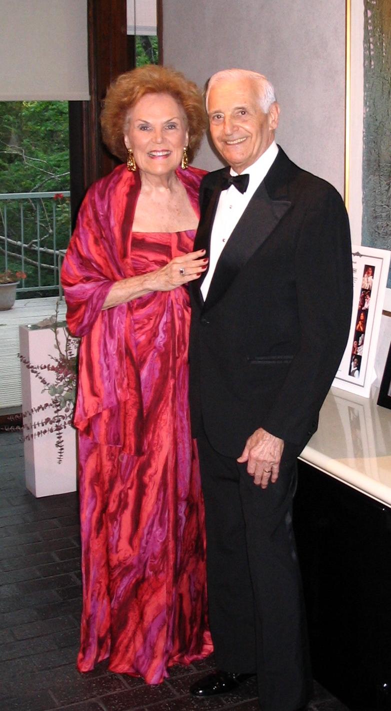 Founders, Lois Alba and Arthur Wachter