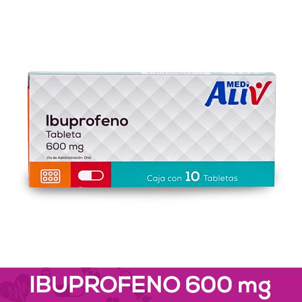 IBUPROFENO 8600MG
