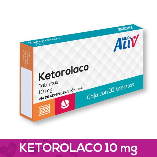 KETOROLACO 10MG