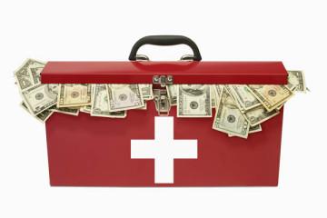 Cash for emergencies…