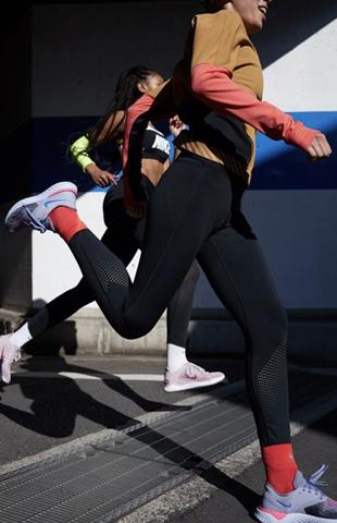 angela-yee-run-with-yee-Nike-shoes