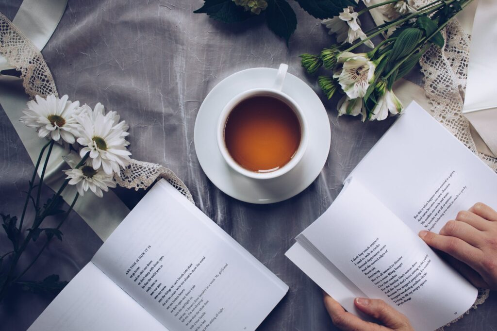 Favorite Books, Jeanne Corvese Hussin