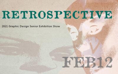 2021 Graphic Design Senior Show