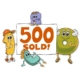 500 Sold