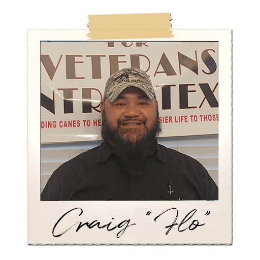 Canes for Veterans_Craig_Staff Pic