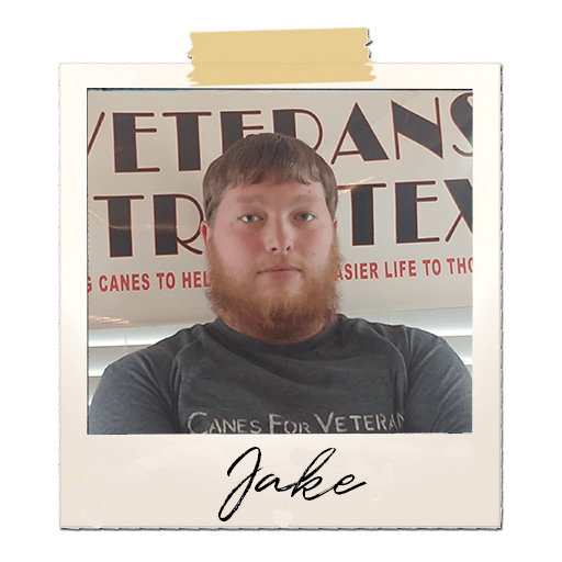 Canes for Veterans_Jake_Staff Pic
