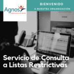 inico Autofinanciera cliente Agnos listas