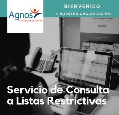 Inicio Autofinanciera Consulta Listas Restrictivas
