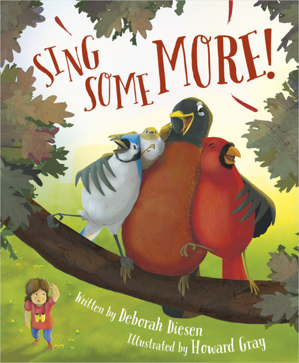 Sing Some More