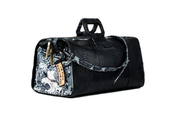 duffel-solutions-python duffel-ganesh-python hand bag